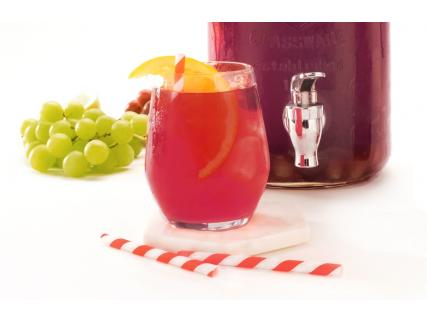 Cranberry & Grand Marnier® Maple Syrup Sangria